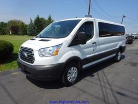 2016 Ford Transit Wagon for sale in Southampton, NJ