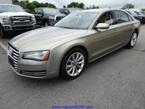2011 Audi A8 L for sale in Southampton, NJ