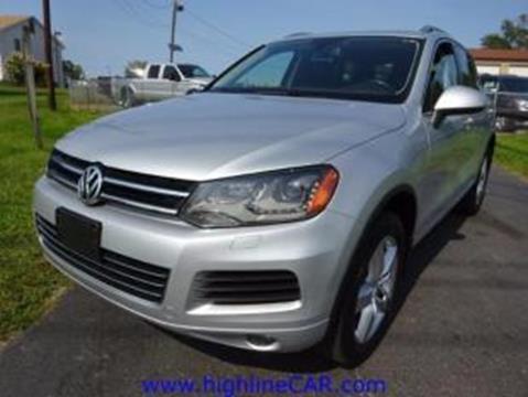 2013 Volkswagen Touareg for sale in Southampton, NJ