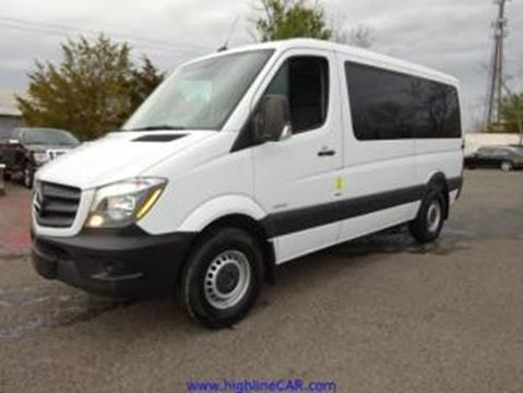 2016 Mercedes-Benz Sprinter for sale in Southampton, NJ