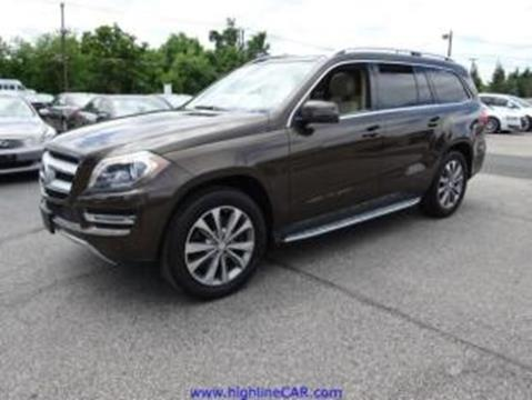 2013 Mercedes-Benz GL-Class for sale in Southampton, NJ