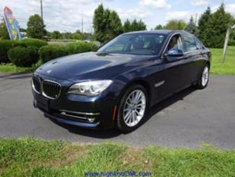 2014 BMW 7 Series for sale in Southampton, NJ