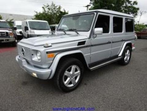 2008 Mercedes-Benz G-Class for sale in Southampton, NJ