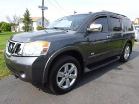 2009 Nissan Armada for sale in Southampton, NJ