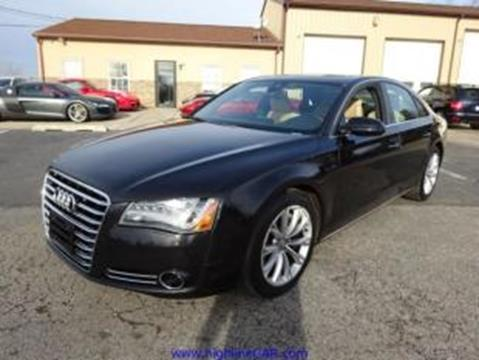 2011 Audi A8 for sale in Southampton, NJ