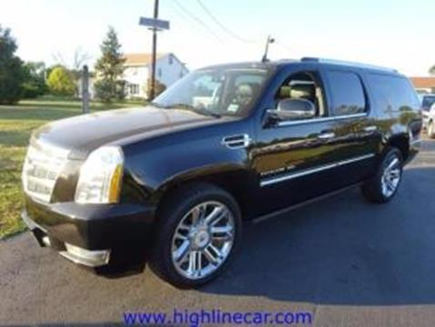 2013 Cadillac Escalade ESV for sale in Southampton, NJ
