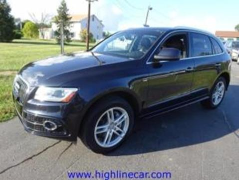 2015 Audi Q5 for sale in Southampton, NJ