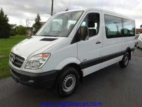 2012 Mercedes-Benz Sprinter for sale in Southampton, NJ
