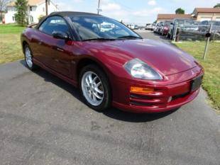 2001 Mitsubishi Eclipse Spyder for sale in Southampton, NJ
