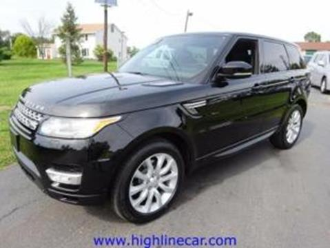 2014 Land Rover Range Rover Sport for sale in Southampton, NJ