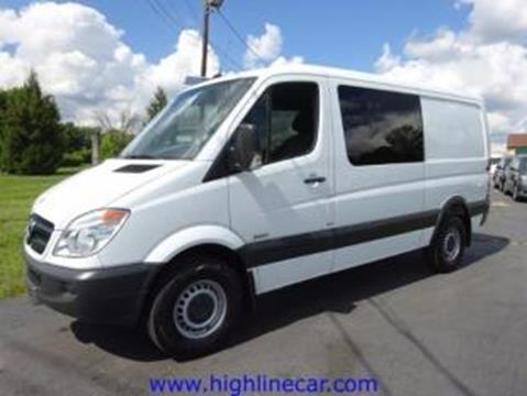 2013 Mercedes-Benz Sprinter for sale in Southampton, NJ