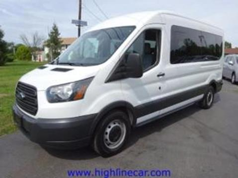 2015 Ford Transit Wagon for sale in Southampton, NJ