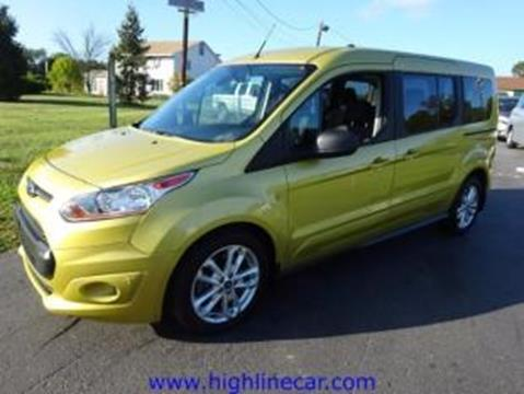 2014 Ford Transit Connect Wagon for sale in Southampton, NJ