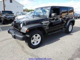 2011 Jeep Wrangler Unlimited for sale in Southampton, NJ