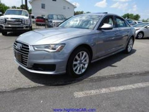 2016 Audi A6 for sale in Southampton, NJ