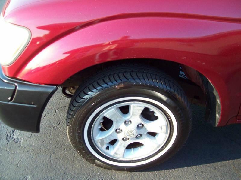 2000 Toyota Tacoma 2dr Standard Cab SB - Fort Myers FL