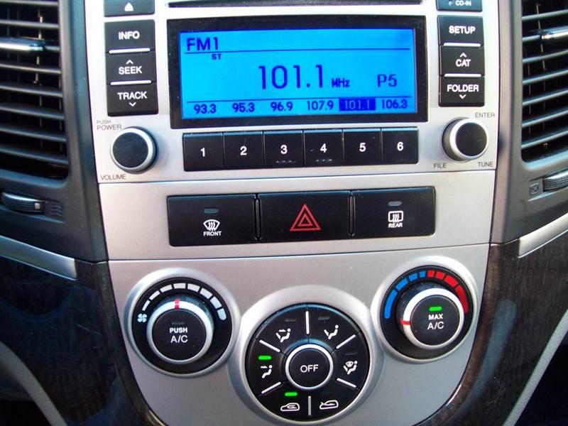 2009 Hyundai Santa Fe GLS 4dr SUV - Fort Myers FL