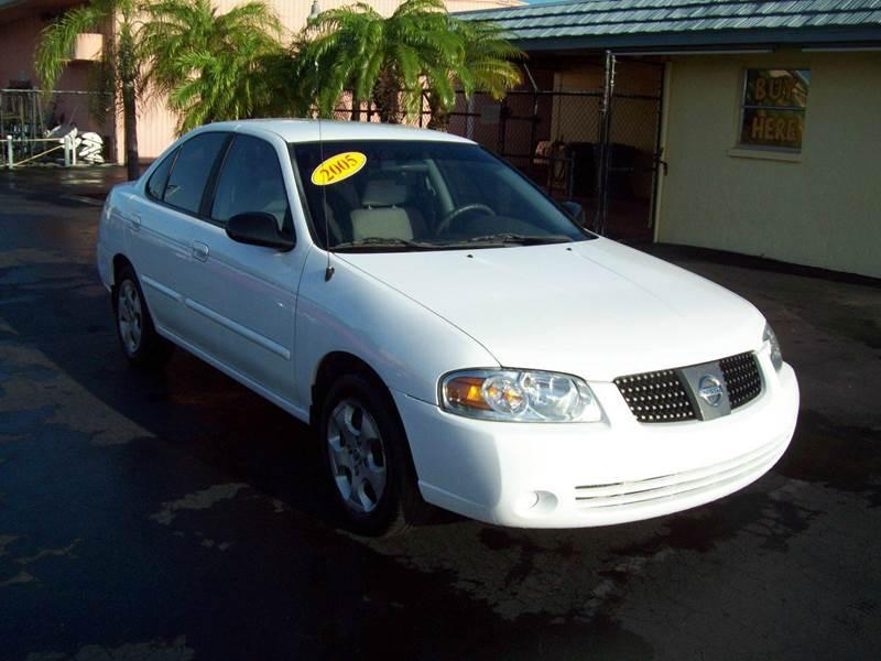 2005 Nissan Sentra 1.8 4dr Sedan - Fort Myers FL