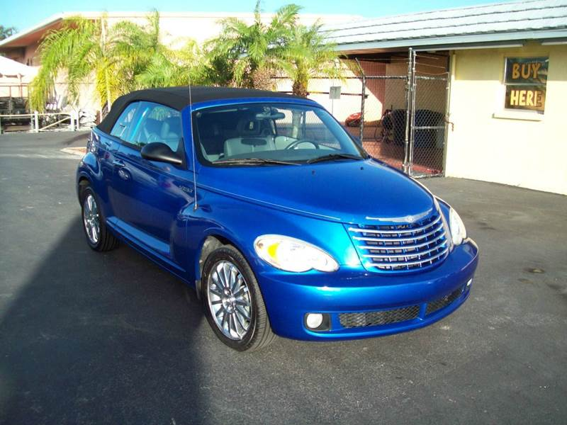 2006 Chrysler Pt Cruiser Gt 2dr Convertible In Fort Myers