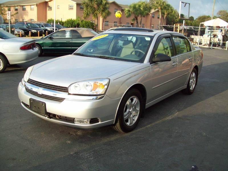 2004 Chevrolet Malibu LT 4dr Sedan - Fort Myers FL