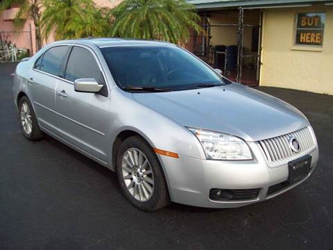 2009 Mercury Milan for sale in Fort Myers, FL