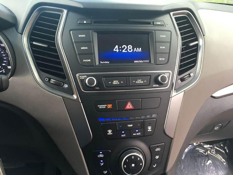 2017 Hyundai Santa Fe Sport 2.4L 4dr SUV - Tampa FL