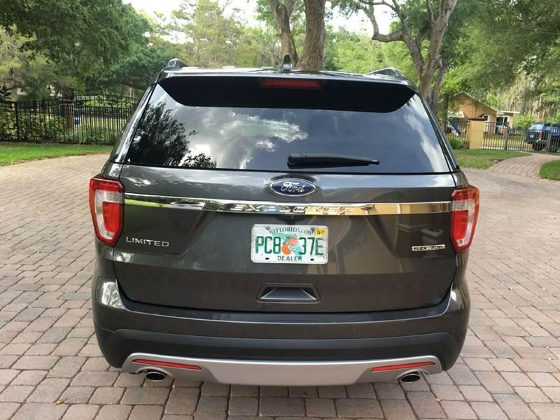 2016 Ford Explorer Limited 4dr SUV - Tampa FL