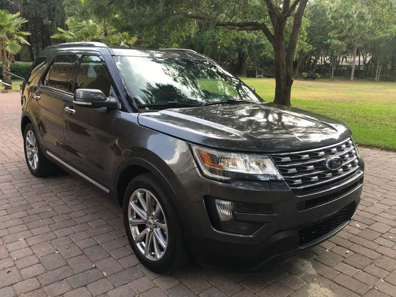 2016 Ford Explorer Limited 4dr SUV - Tampa FL