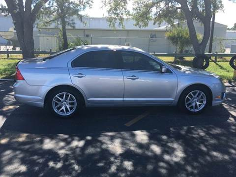 2011 Ford Fusion for sale in Tampa, FL