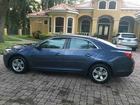 2014 Chevrolet Malibu for sale in Tampa, FL