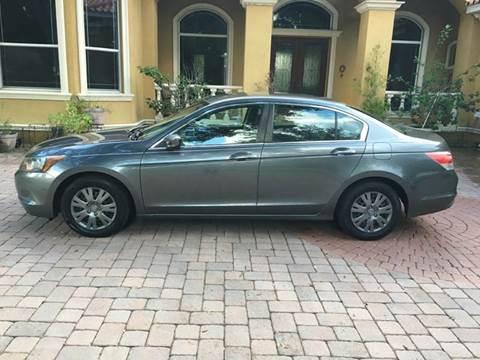 2010 Honda Accord for sale in Tampa, FL