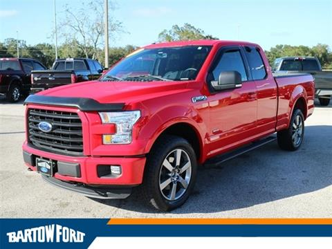 2015 Ford F-150 for sale in Bartow, FL