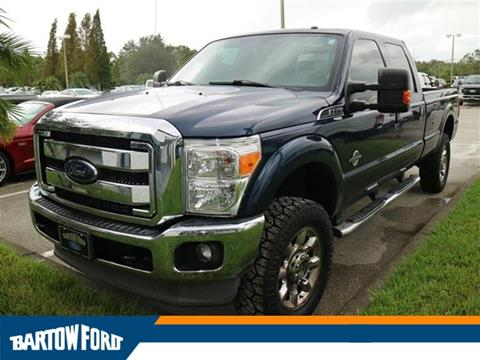 2013 Ford F-350 Super Duty for sale in Bartow, FL