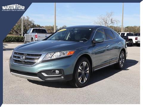 2014 Honda Crosstour for sale in Bartow, FL