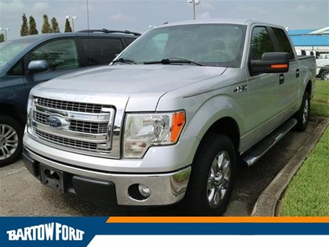 2013 Ford F-150 for sale in Bartow, FL