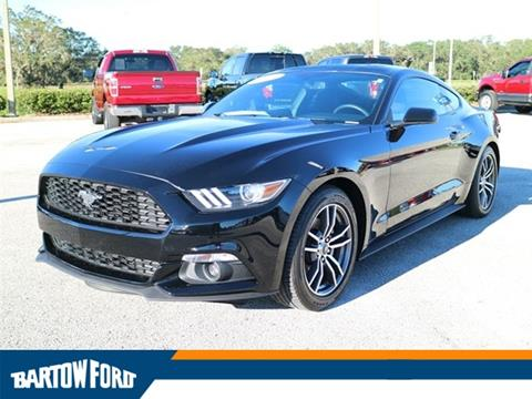 2016 Ford Mustang for sale in Bartow, FL
