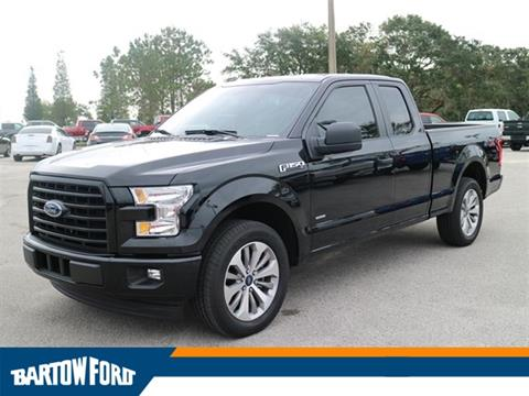 2017 Ford F-150 for sale in Bartow, FL