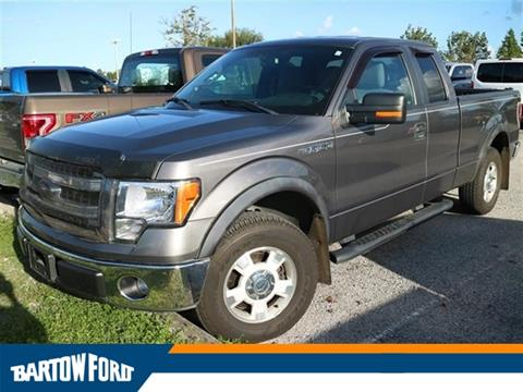 2014 Ford F-150 for sale in Bartow, FL