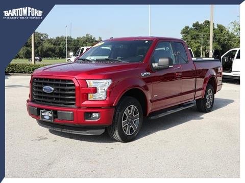 2016 Ford F-150 for sale in Bartow, FL