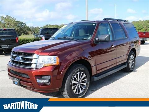 2017 Ford Expedition for sale in Bartow, FL