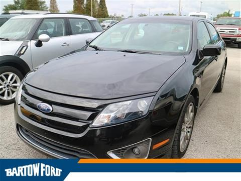 2010 Ford Fusion for sale in Bartow, FL