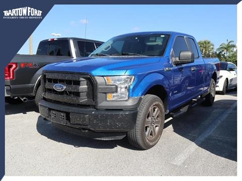 2015 Ford F 150 For Sale >> 2015 Ford F 150 For Sale In Bartow Fl
