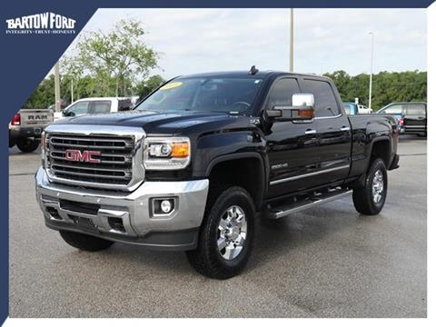 2016 GMC Sierra 2500HD for sale in Bartow, FL