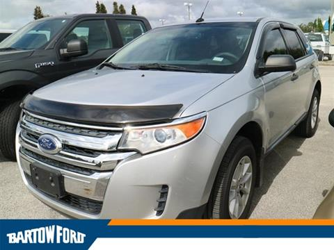 2013 Ford Edge for sale in Bartow, FL