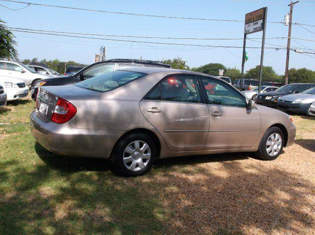 2003 toyota camry for sale in dallas tx. Black Bedroom Furniture Sets. Home Design Ideas