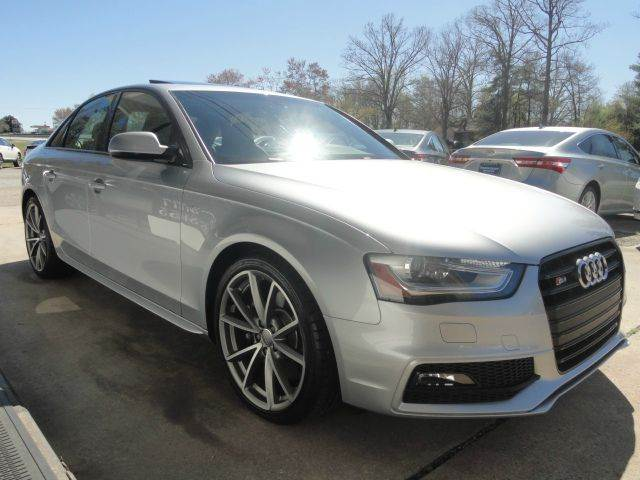 2016 Audi S4 AWD 3.0T quattro Prestige 4dr Sedan 7A - Madison NC