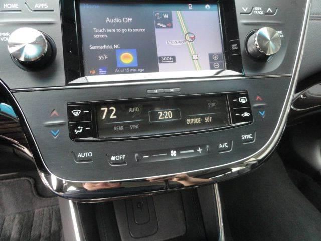 2015 Toyota Avalon Limited 4dr Sedan - Madison NC