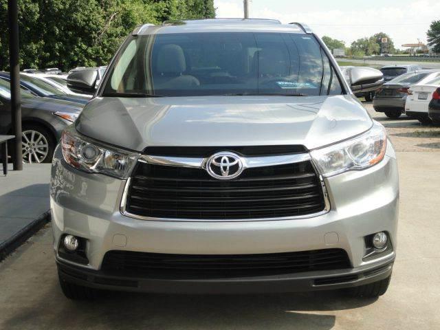 2015 Toyota Highlander AWD XLE 4dr SUV - Madison NC