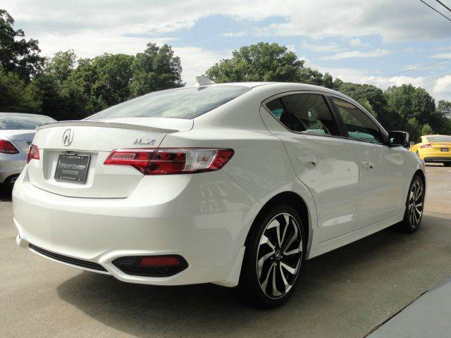 2016 Acura ILX Base w/Premium w/A-SPEC 4dr Sedan and A Package - Madison NC