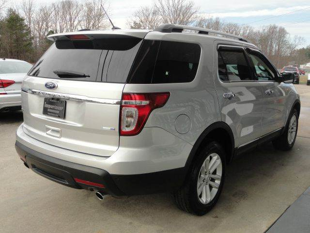 2015 Ford Explorer XLT AWD 4dr SUV - Madison NC